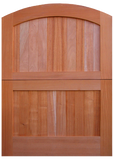 Dutch Split Panel - Wood Gate