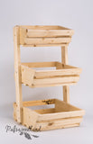 3 tier Vegetable rack Classic