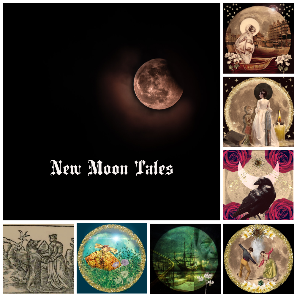 New Moon Tales on Patreon