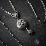 Dreaming Moon Necklace.