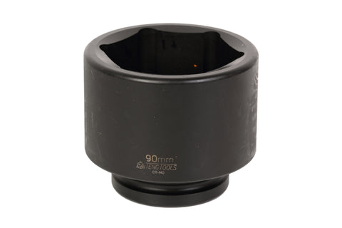 90mm Regular Impact Socket