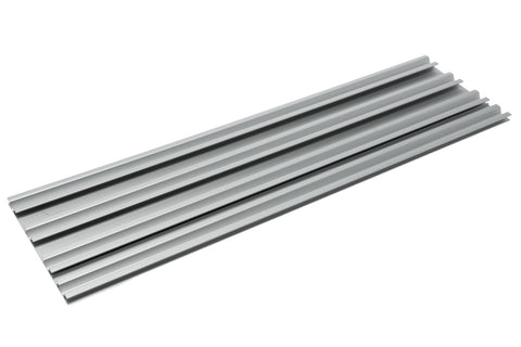 450mm Four Track Clip Rail Tray