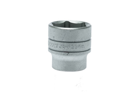 33mm 6 Point Regular Socket