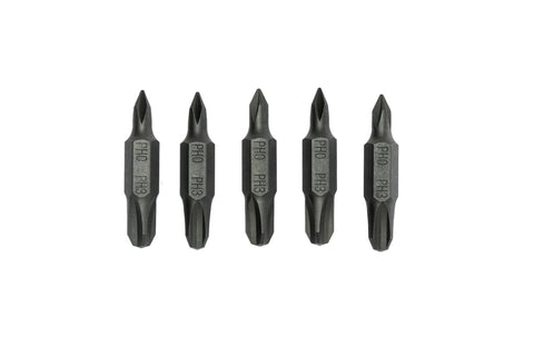 PH0 X PH3 Double Ended Bit (Pack: 5)
