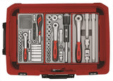 84 Piece Engineers Portable Service Kit