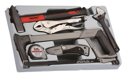 6 Piece Engineers Service Tool Set