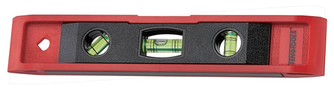 230mm Plastic Magnet Torpedo Level