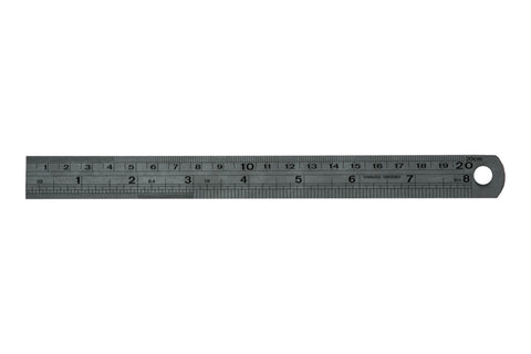 200mm Steel Rule