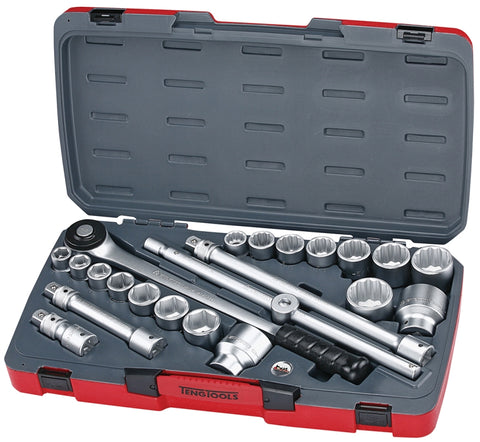 "22 Piece 3/4"" Drive Socket Set"