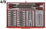 569 Piece Mega Master Tool Kit