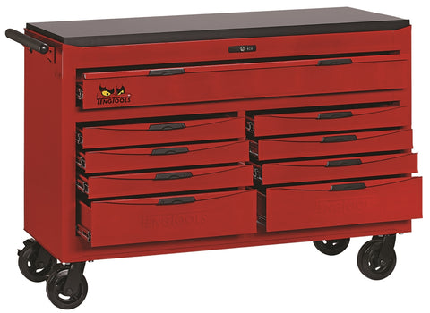 "53"" 9 Drawer 8 Series Roller Cabinet"