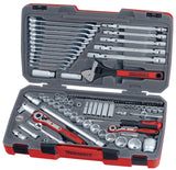 106 Piece Mixed Drive Socket Set