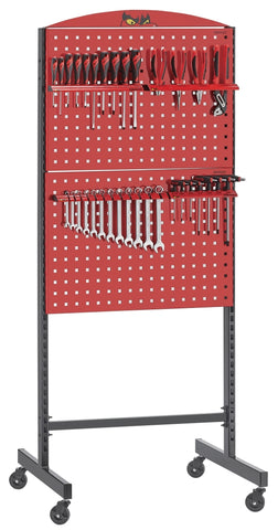 Stocked Portable Tool Panel Unit