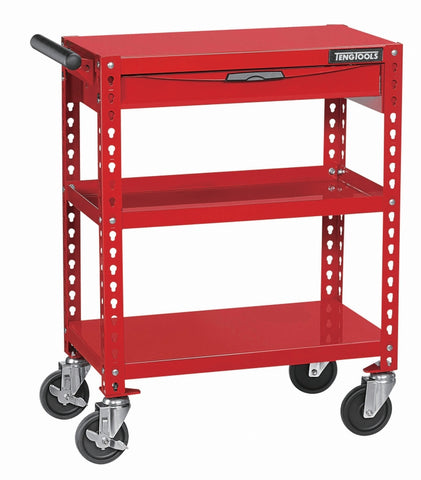 700mm Wide Mobile Work Trolley