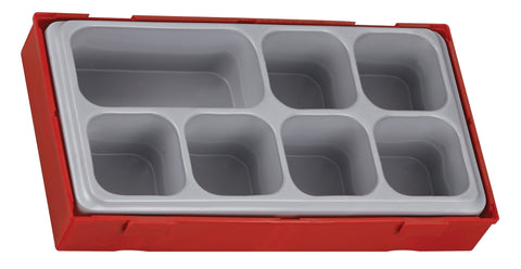 7 Compartment Empty Storage Tray