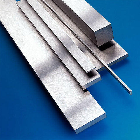 Ground Flat Stock (Metric) 2mm Thickness - GFS2X100X1000