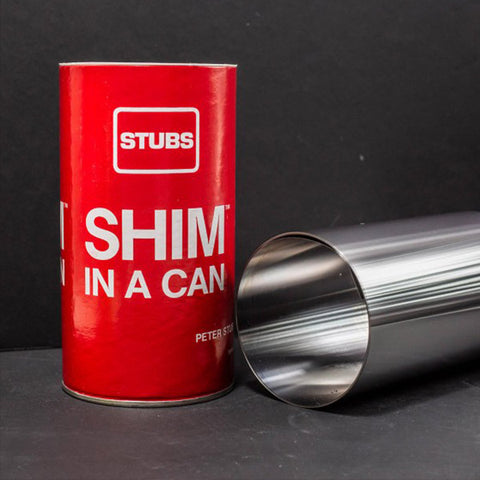 Shimsteel (Metric) 0.25mm Thickness - SHMET025SS