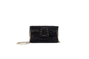 CML3 - Clutch Medium 3D Black Gold