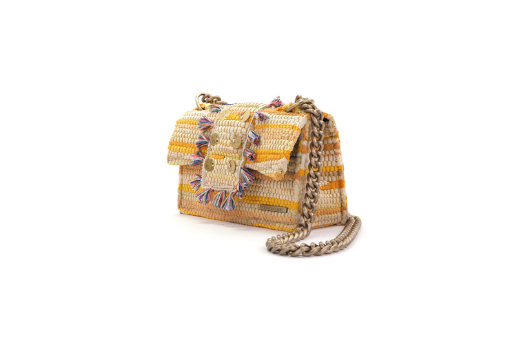 Fabric Shoulder Bag - New Yorker Soho Yellow