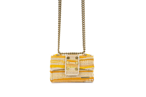 Fabric Shoulder Bag - New Yorker Soho Daisy