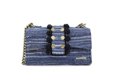 Fabric Shoulder Bag - New Yorker Blue Jeans