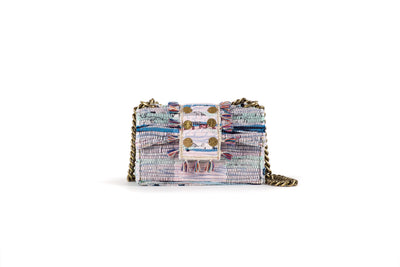 Fabric Shoulder Bag - New Yorker Soho Multi