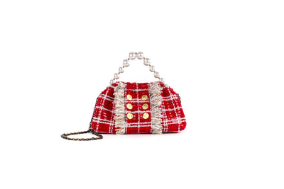 Shell The Pouch Red