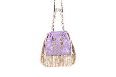 Pouch Bag Fetching  Lilac