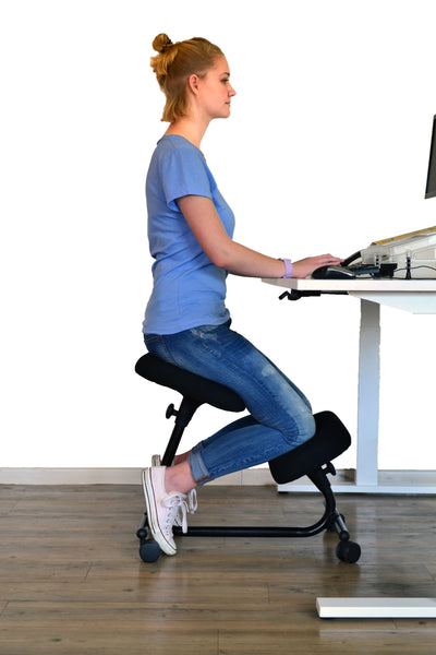 A Kneeling Chair is Easy to be Comfortable in - Here's How…