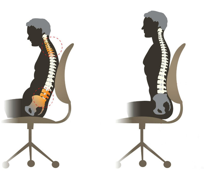 Breaking Back - Why my back hurts when I sit
