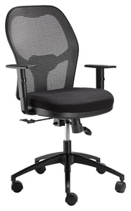 ECLIPSE Study Chair - Supports your back throughout the working day