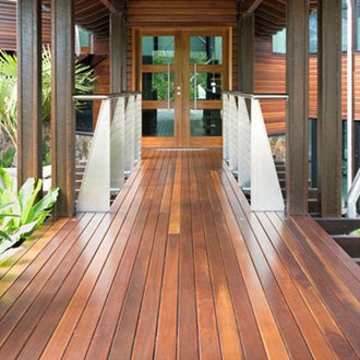 Iron Bark Decking