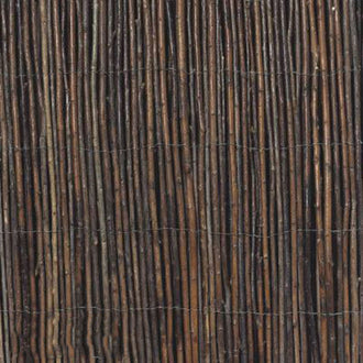 Budget Natural Screen Fencing: House Brand Willow