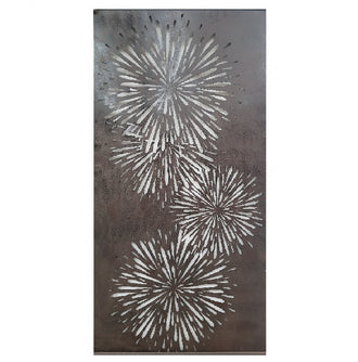 *NEW* Budget Paint Metal Screen: Fireworks