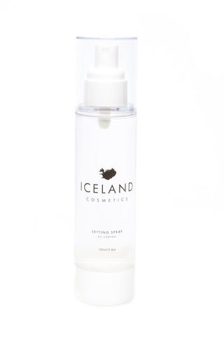 Makeup setting spray oil control 100ml