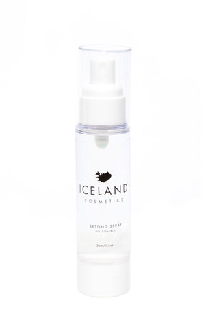 Makeup setting spray oil control 50ml