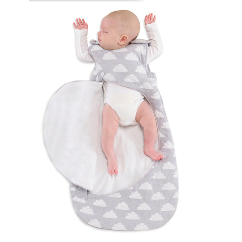 SnuzPouch Baby Sleeping Bag - Cloud Nine