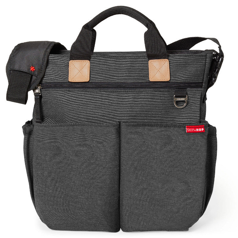 06e0f3cb7d7b8 Skip Hop Duo Signature Changing Bag - Soft Slate Grey – Bumpstart ...