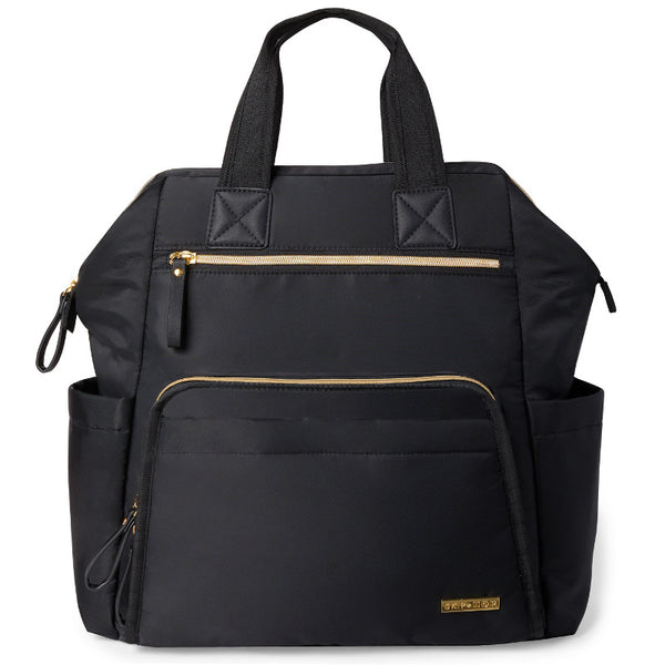 Skip Hop Main Frame Backpack - Black