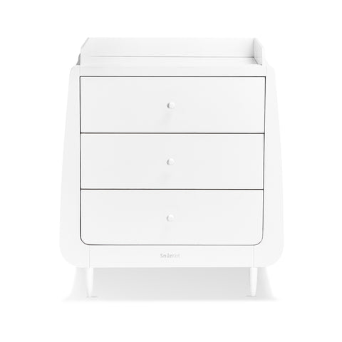SnuzKot Skandi Changing Unit - White