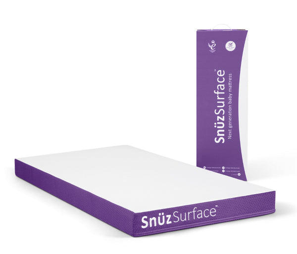 Snuz Surface Cotbed Mattress - 140x70cm