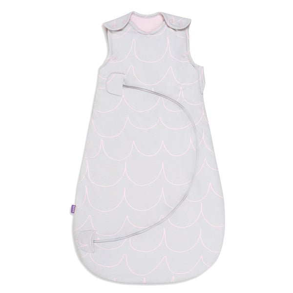SnuzPouch Baby Sleeping Bag - Wave Rose