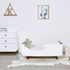 SnuzKot Toddler Rails - White