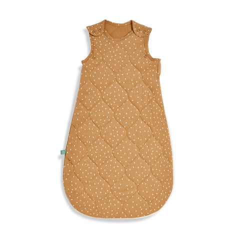 Little Green Sheep Organic Baby Sleeping Bag 2.5 Tog - Honey Rice