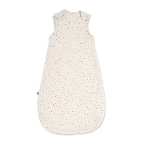 Little Green Sheep Organic Baby Sleeping Bag 1.0 Tog - Linen Rice