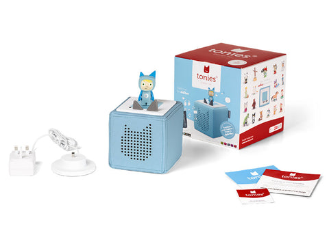 Toniebox Starter Set - Light Blue