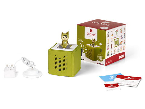 Toniebox Starter Set - Green