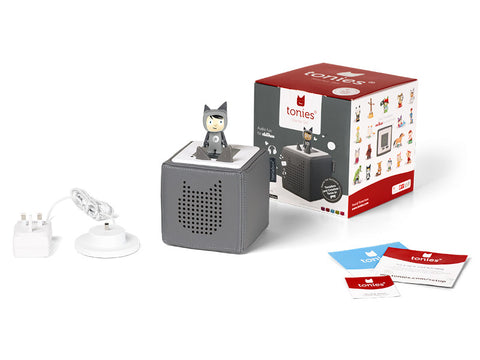 Toniebox Starter Set - Grey