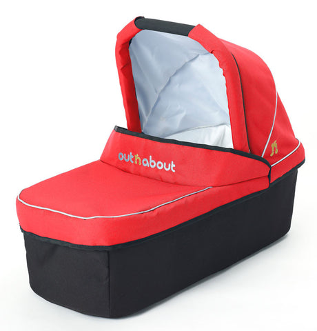 Out n About Nipper V4 Single Carrycot