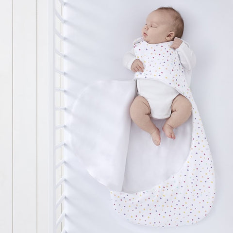 SnuzPouch Baby Sleeping Bag - Colour Spots